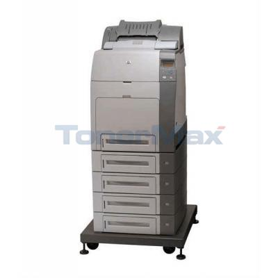 HP Color LaserJet 4700ph plus